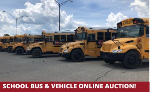 Michigan School Bus online auction